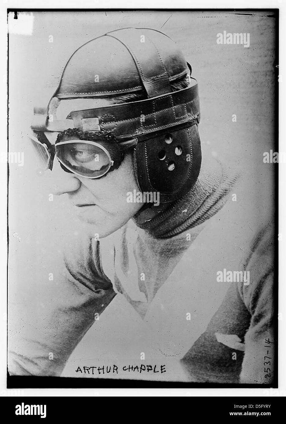 Racing Motorcycle Goggles Vintage Stock Photos