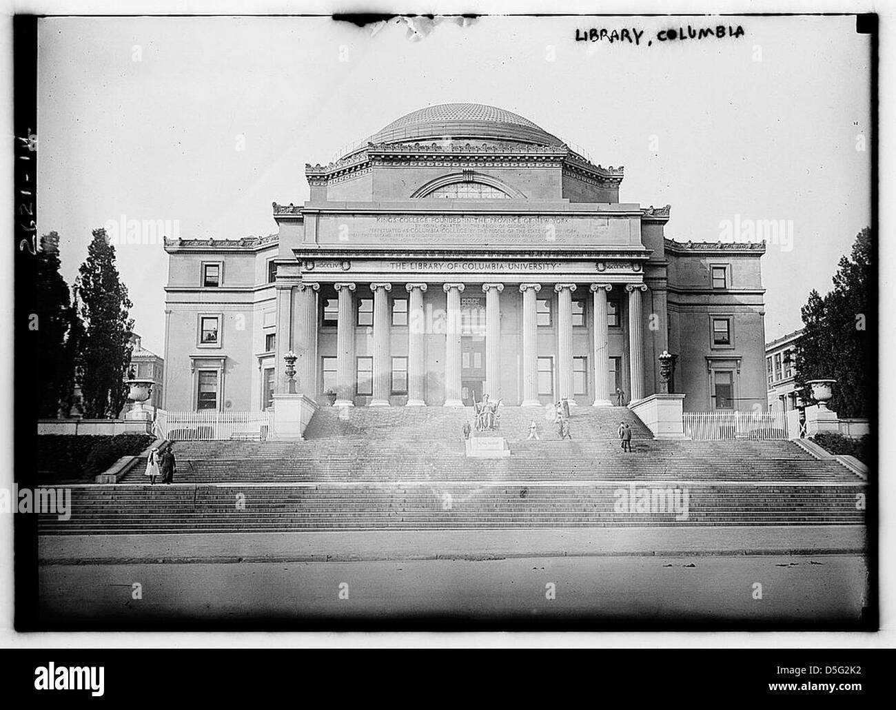 Library - Columbia (LOC) - Stock Image
