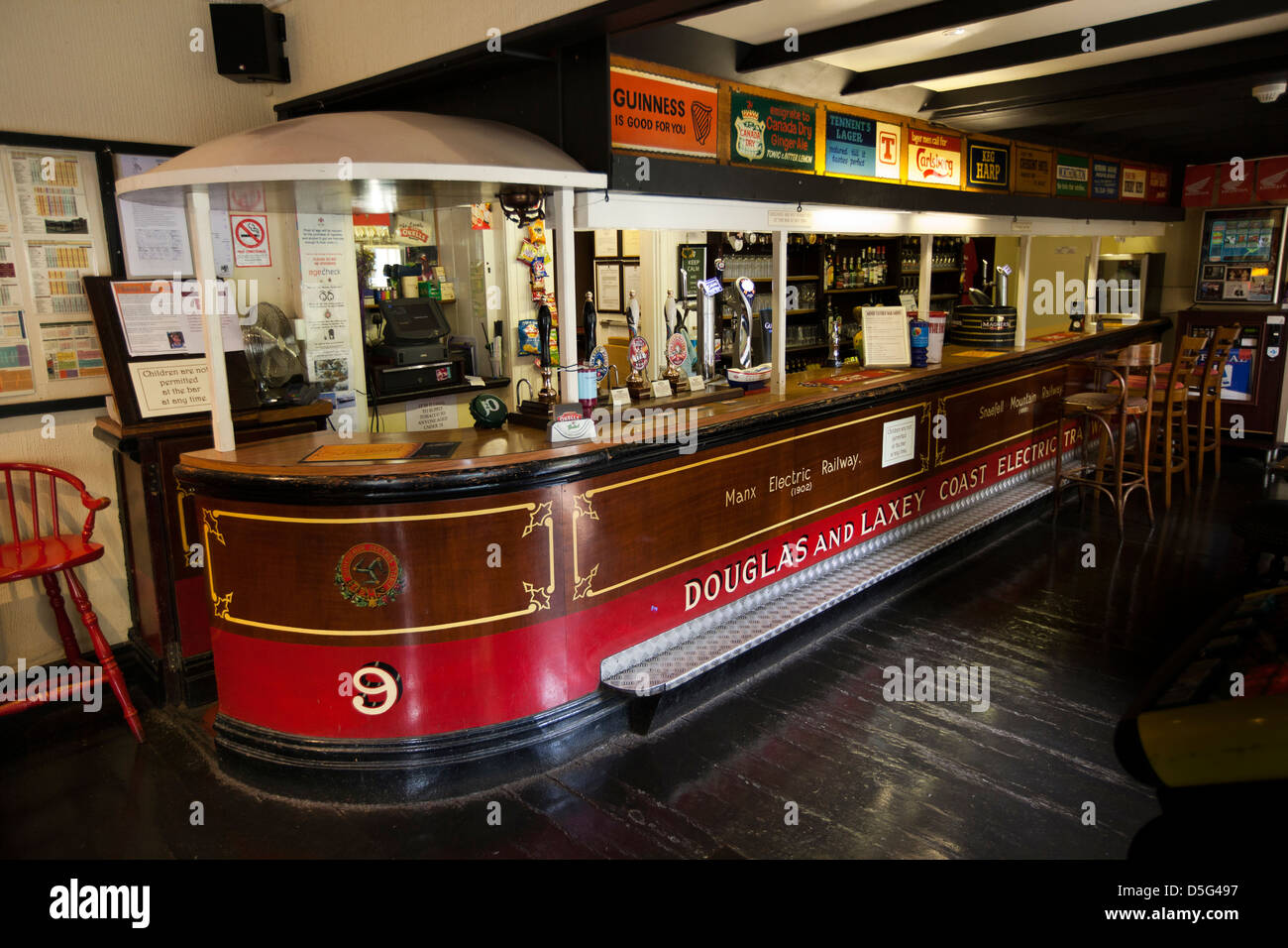 isle of man laxey mines tavern bar made from 1902. Black Bedroom Furniture Sets. Home Design Ideas
