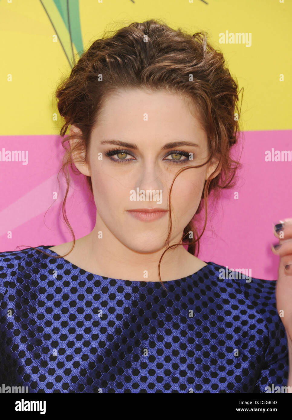 KRISTEN STEWART US film and Tv actress in March 2013. Photo Jeffrey Stock  Photo - Alamy