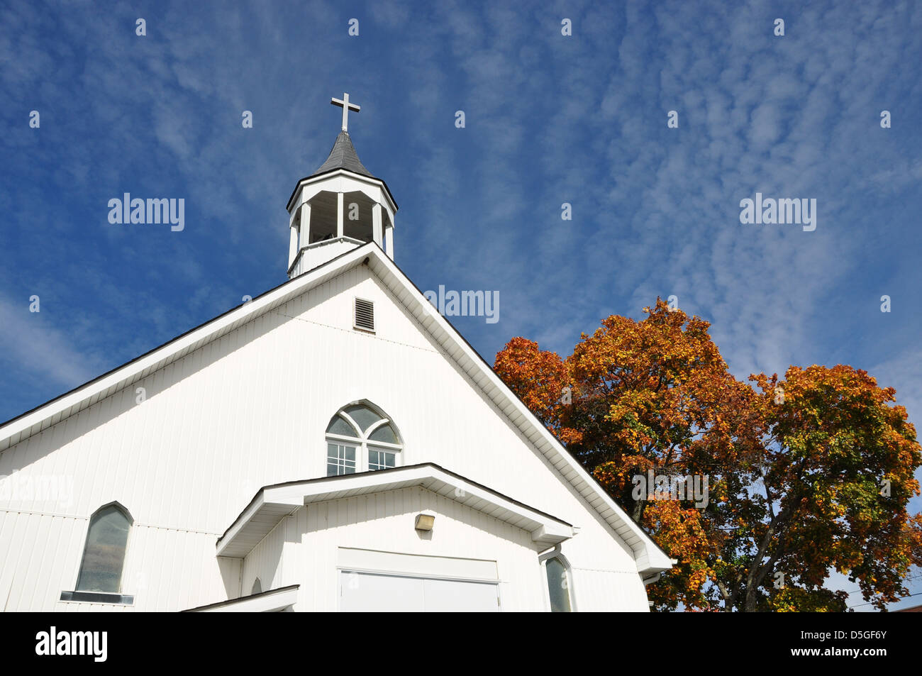 Our Lady of Sorrows Church - Stock Image