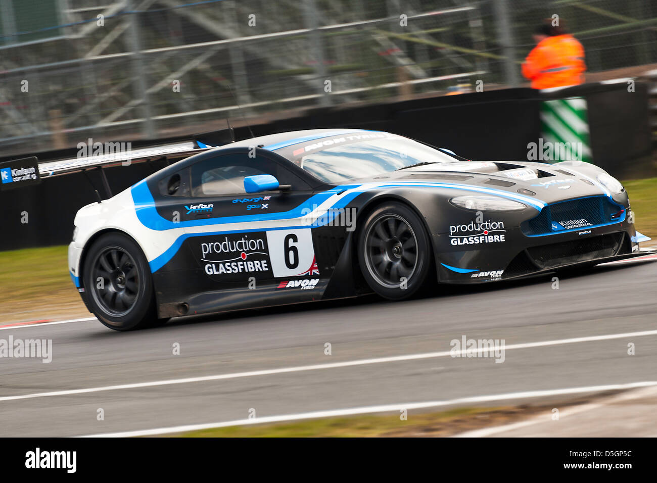Aston Martin Racing Car Beaker Cup