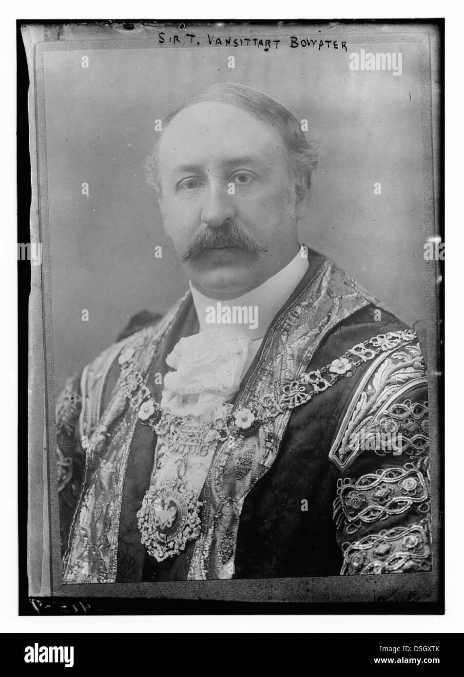 Sir T. Vansittart Bowater (LOC) - Stock Image