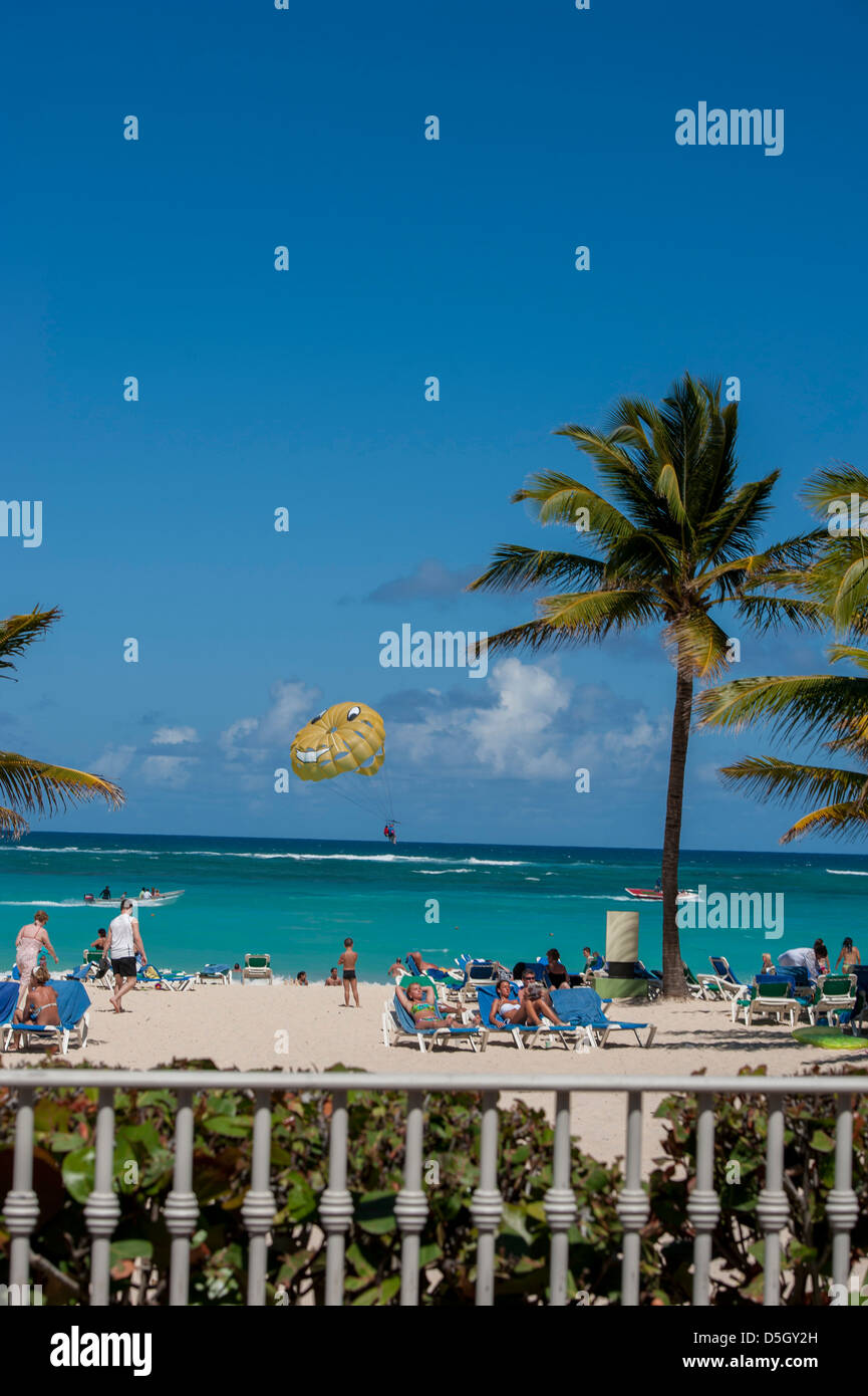 Dominican Republic Punta Cana Higuey Bavaro Bavaro Beach Riu  # Muebles Bavaro Punta Cana