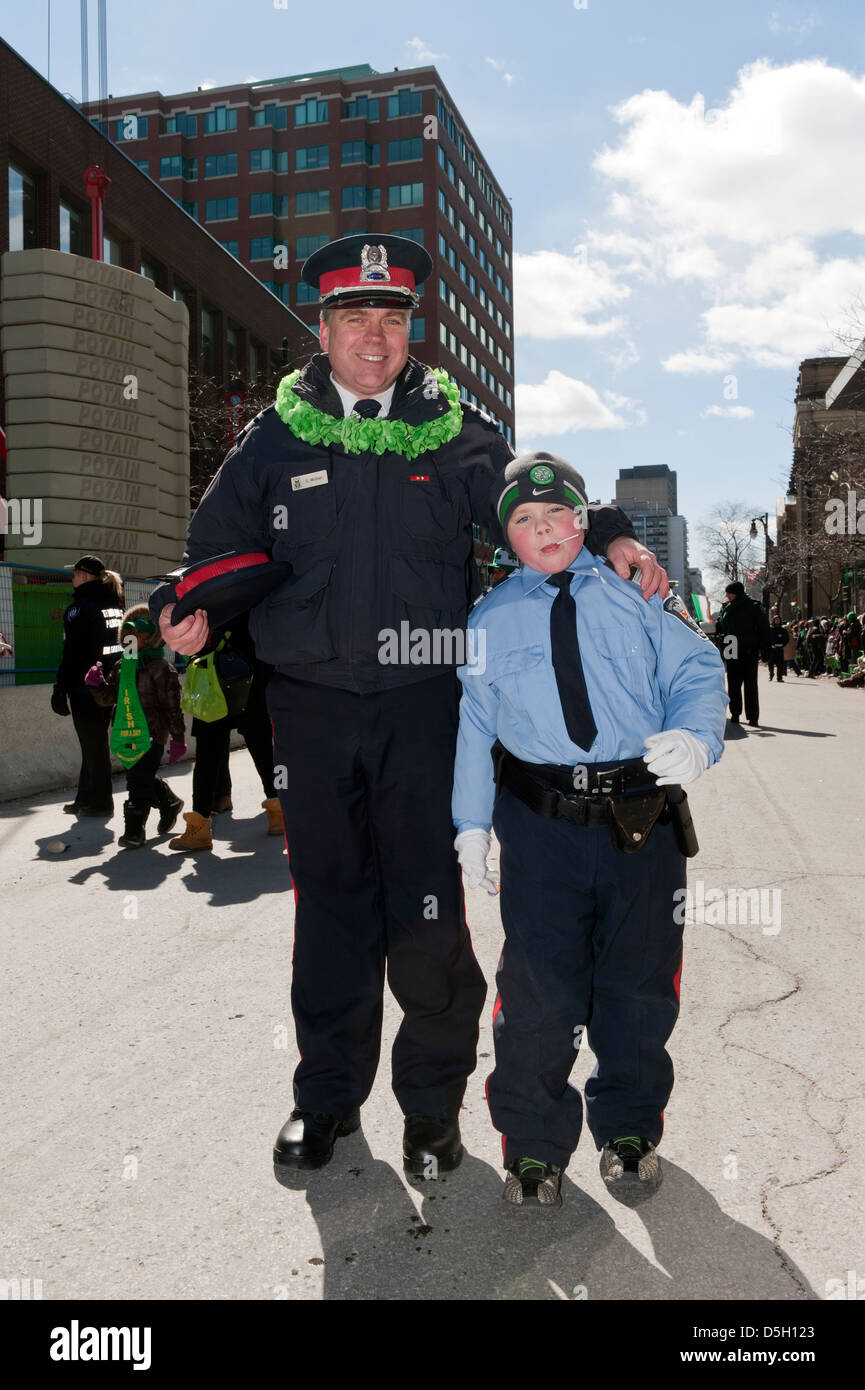 how to become a police officer in quebec