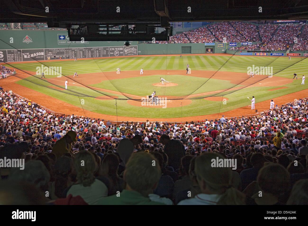 Fenway Park Boston Stock Photos & Fenway Park Boston Stock Images ...