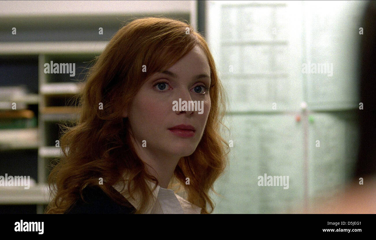 CHRISTINA HENDRICKS DETACHMENT (2011) - Stock Image