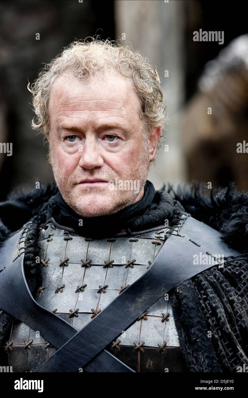OWEN TEALE GAME OF THRONES (2011) Stock Photo