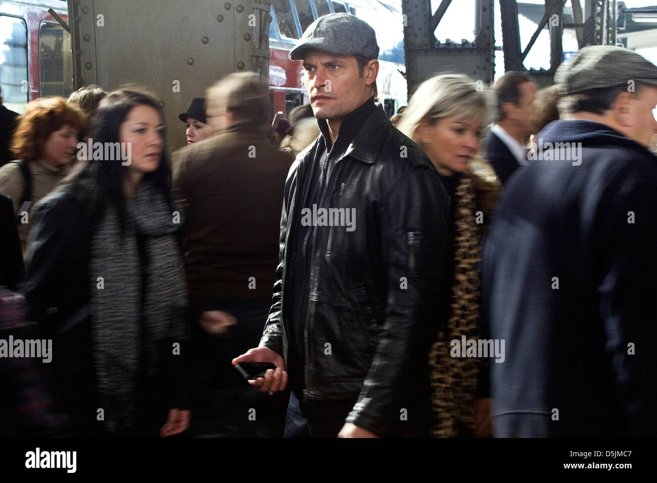 Josh Holloway Mission Impossible Ghost Protocol 2011 Stock Photo Alamy
