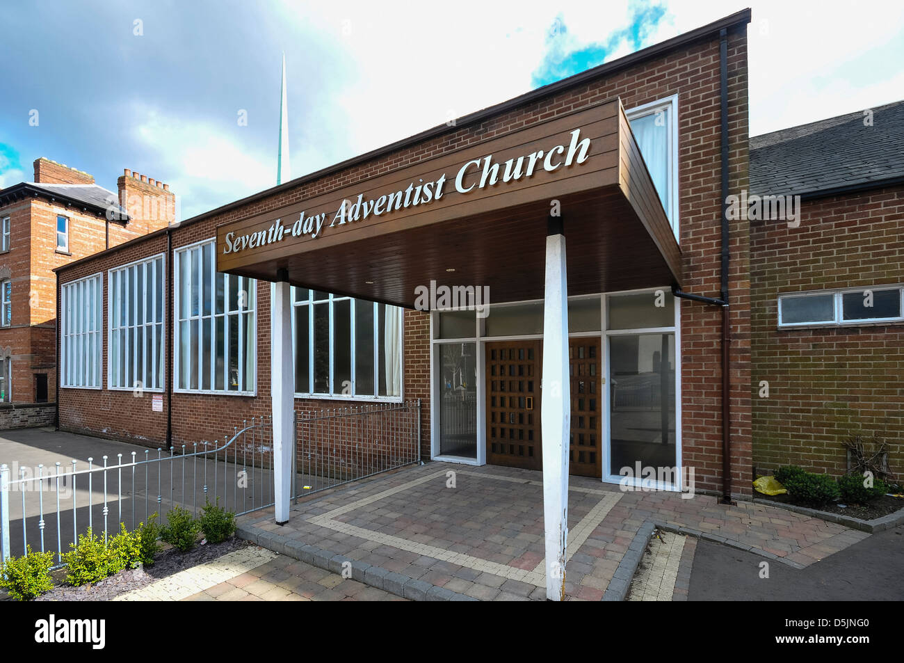 Seventh-day Adventist Church Stock Photo: 55116432 - Alamy