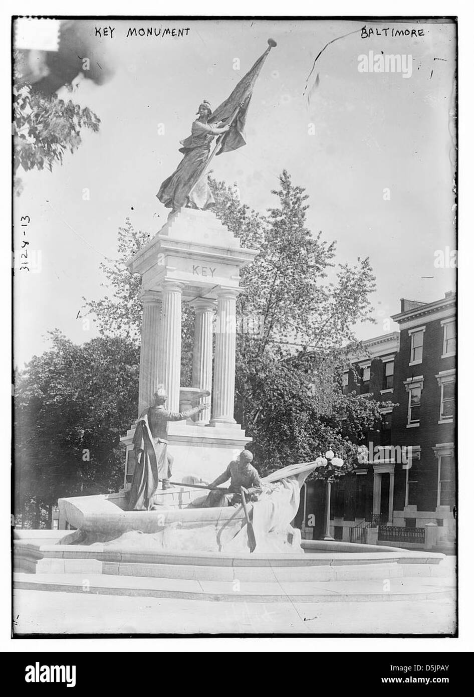 Key Monument (LOC) - Stock Image