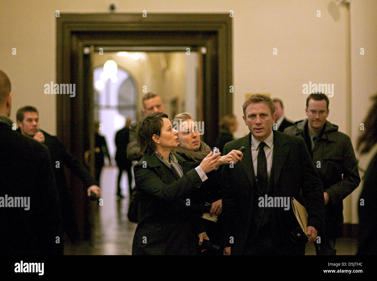 The Girl With The Dragon Tattoo Movie Stock Photos & The ...