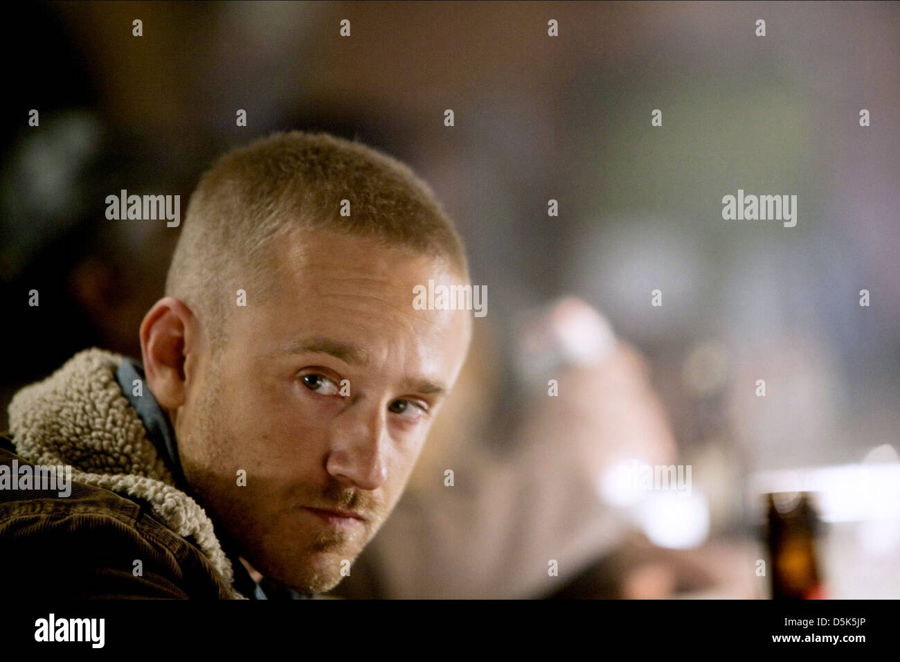 BEN FOSTER CONTRABAND (2012) - Stock Image