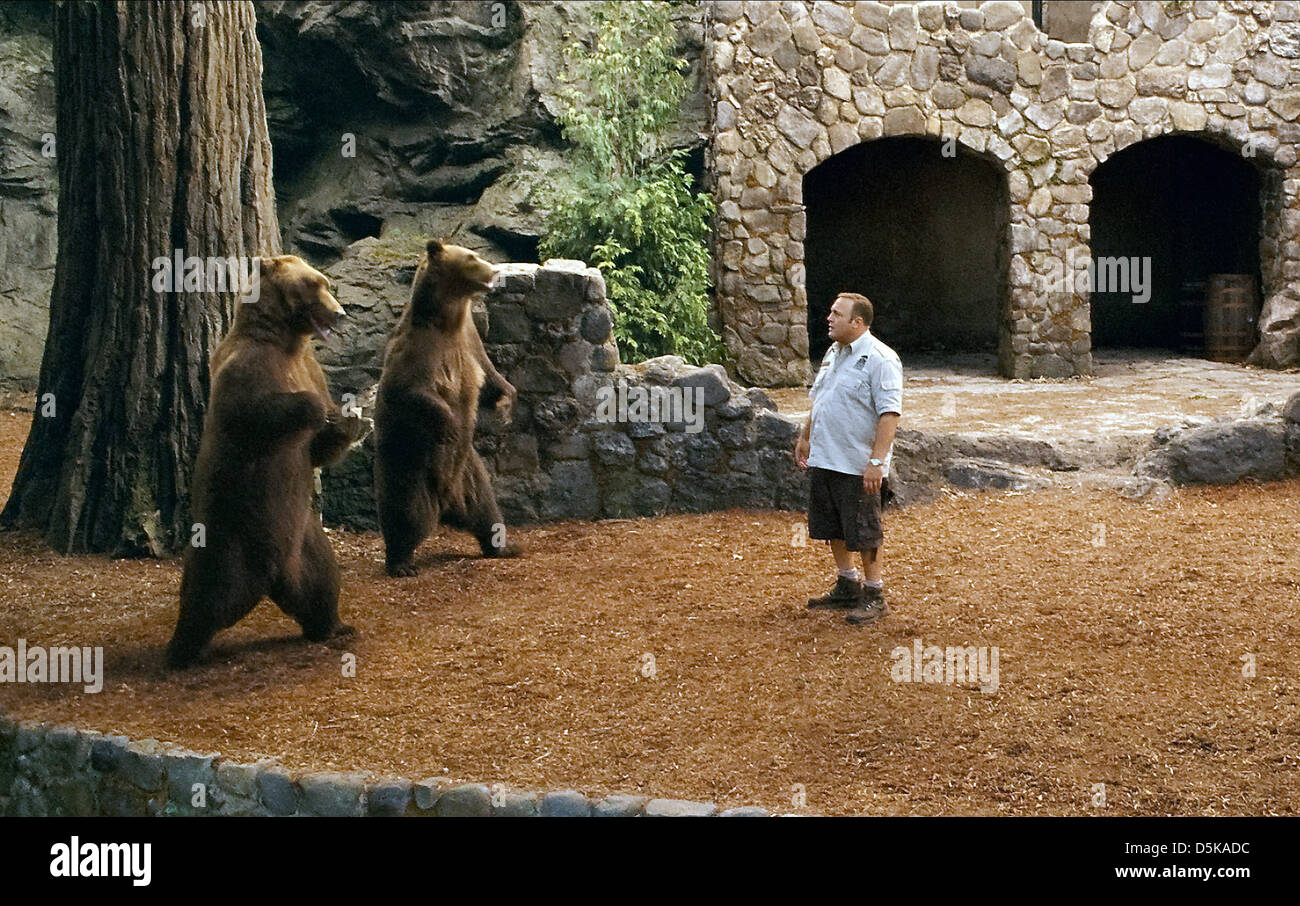 KEVIN JAMES ZOOKEEPER (2011 Stock Photo: 55129688 - Alamy