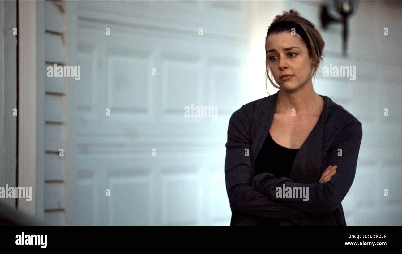 ANNA FELIX DEADLINE (2012) - Stock Image