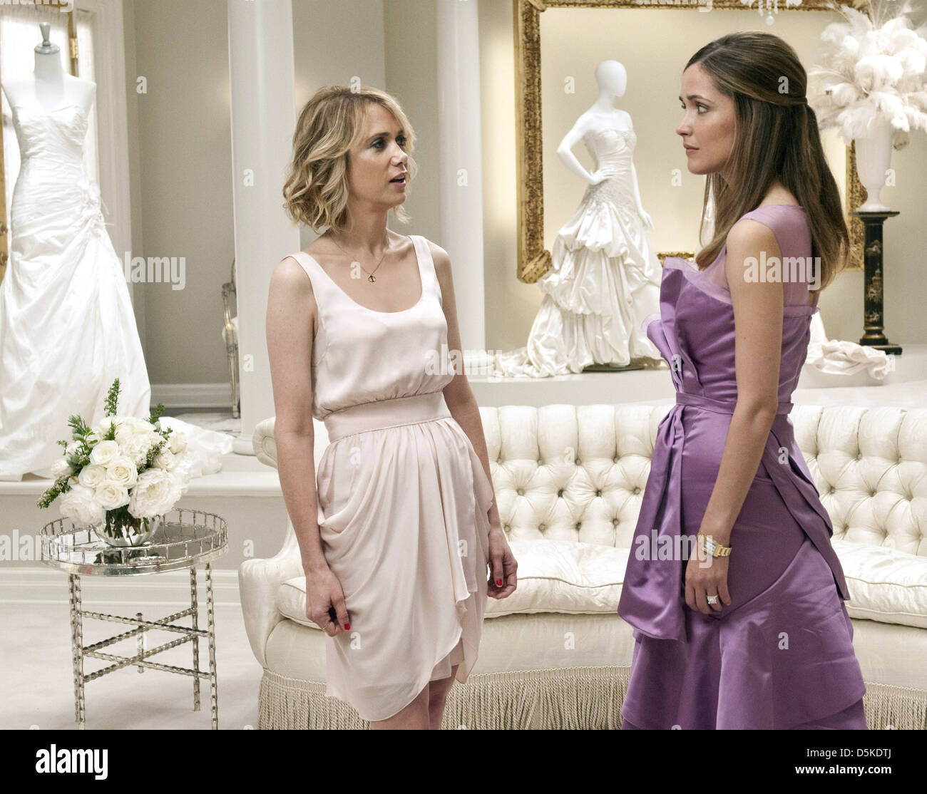 Bridesmaids Film High Resolution Stock Photography And Images Alamy