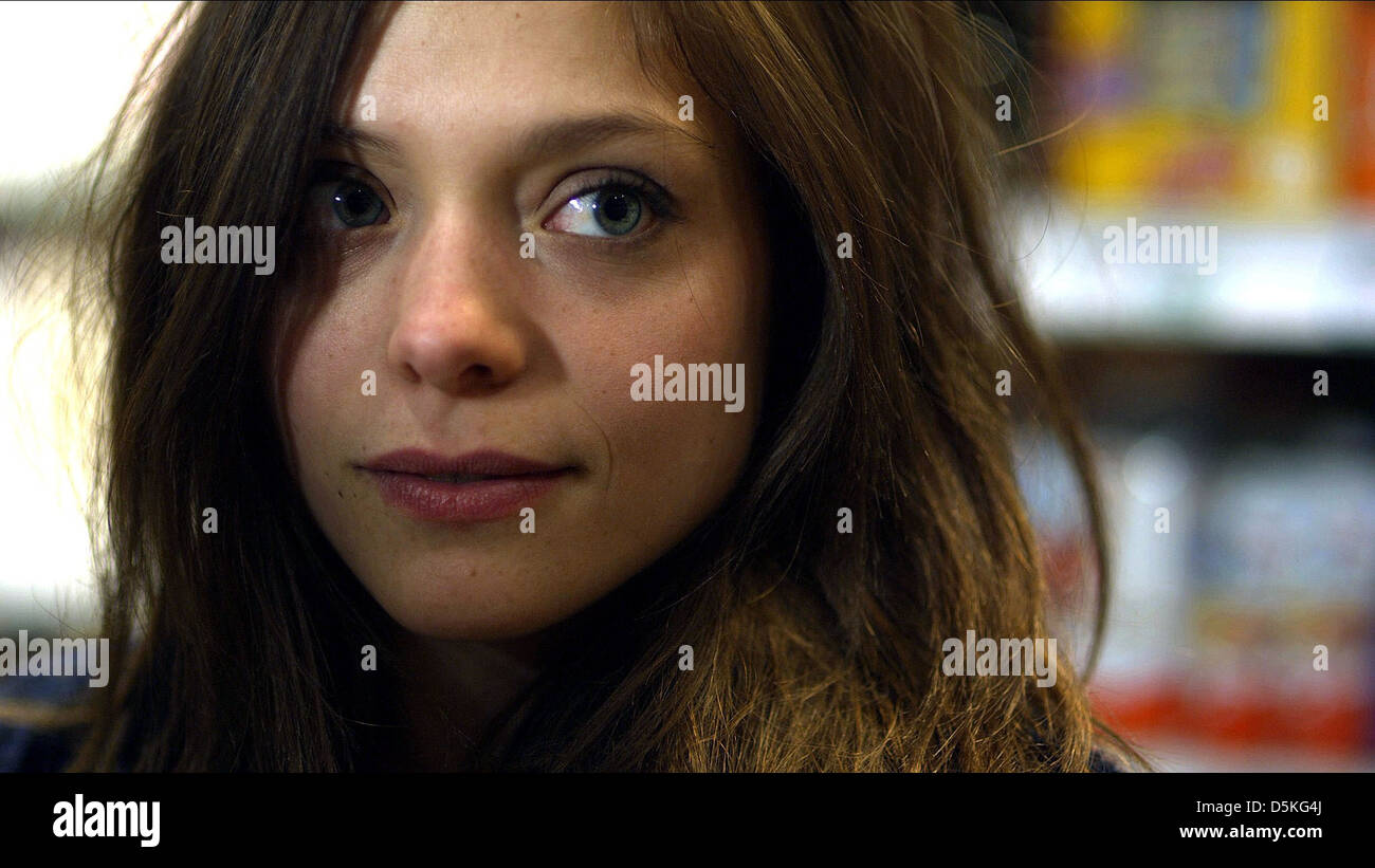 lizzie brochere after fall winter 2011 stock photo 55134146 alamy