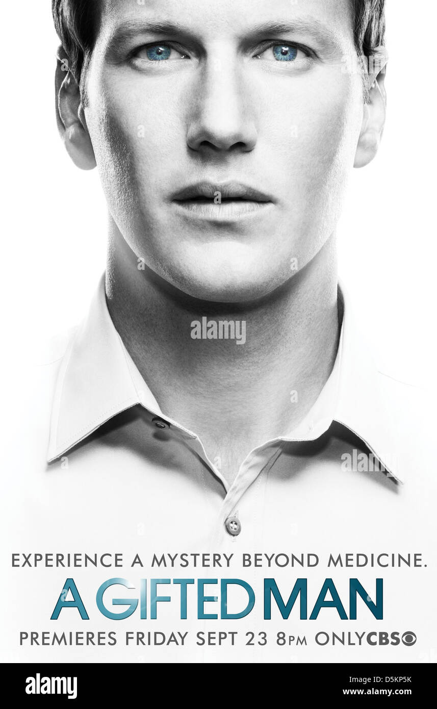 PATRICK WILSON POSTER A GIFTED MAN 2011