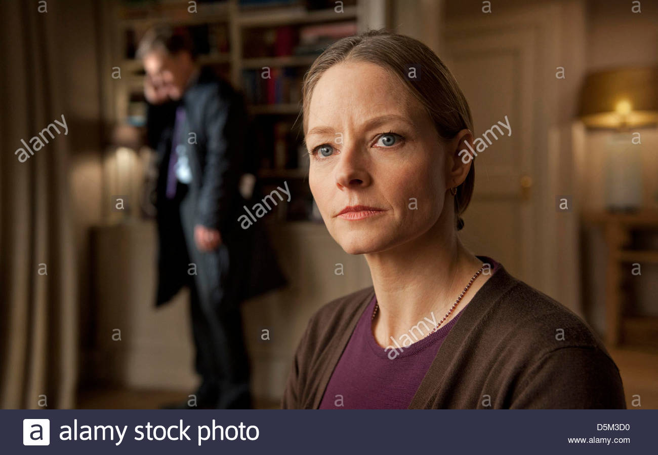 JODIE FOSTER CARNAGE (2011) - Stock Image