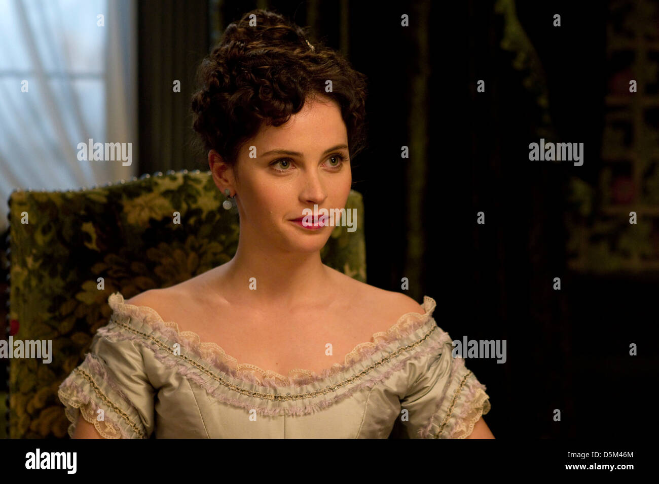 FELICITY JONES HYSTERIA (2011) - Stock Image