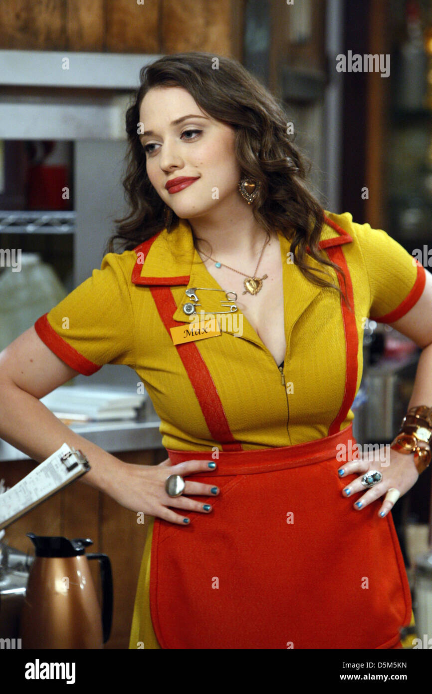 info for fc04b e277d KAT DENNINGS 2 BROKE GIRLS (2011) - Stock Image