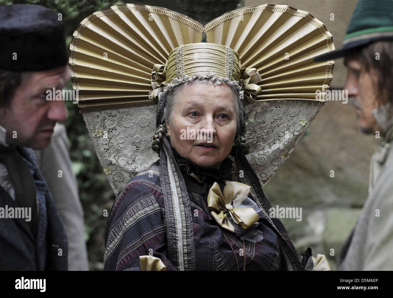 HANNA SCHYGULLA FAUST (2011) Stock Photo