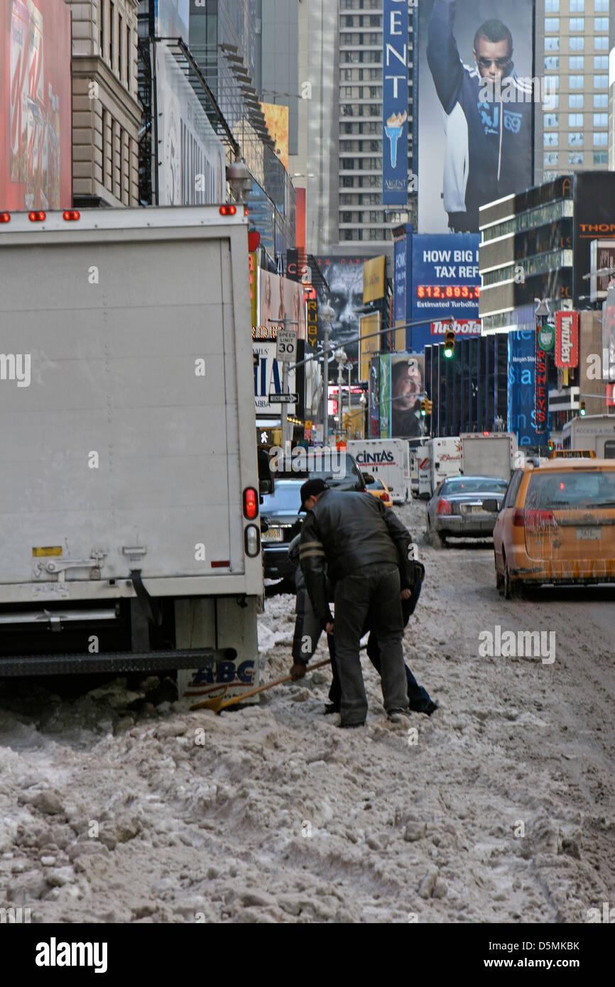 Walk In Delivery Van Stock Photos Amp Walk In Delivery Van