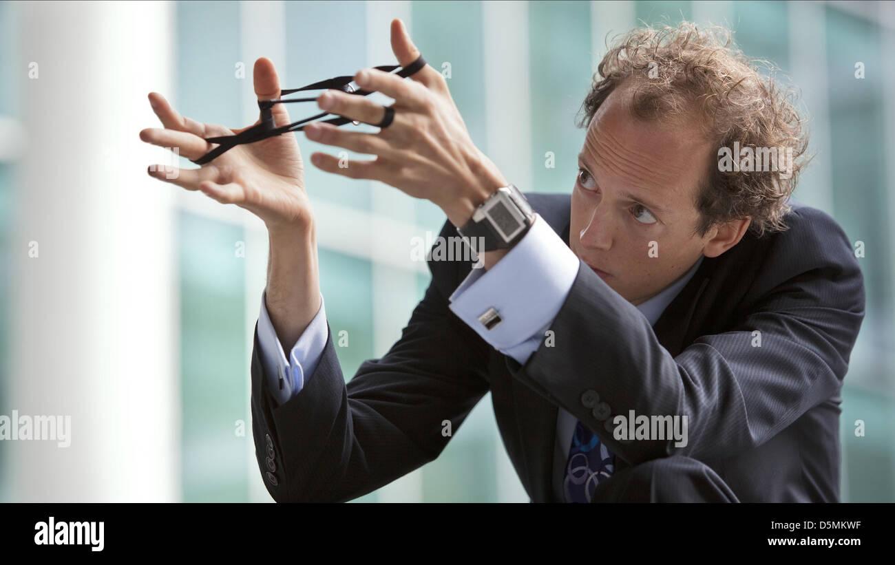 OSCAR VAN ROMPAY WIN/WIN (2010) - Stock Image