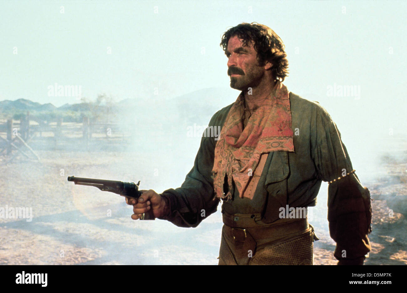 2135cb5884762 TOM SELLECK QUIGLEY DOWN UNDER (1990 Stock Photo  55160887 - Alamy