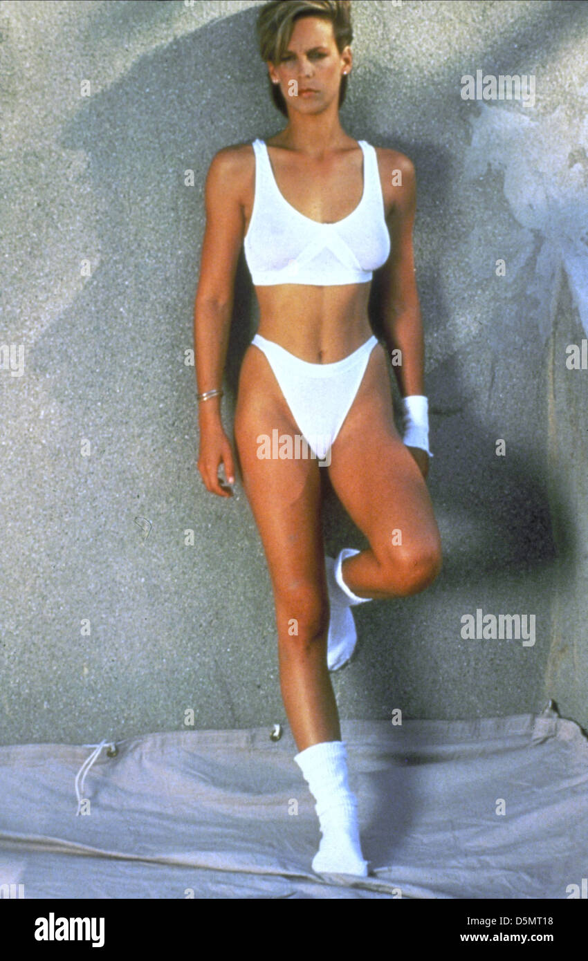 JAMIE LEE CURTIS PERFECT (1985 Stock Photo: 55162276 - Alamy