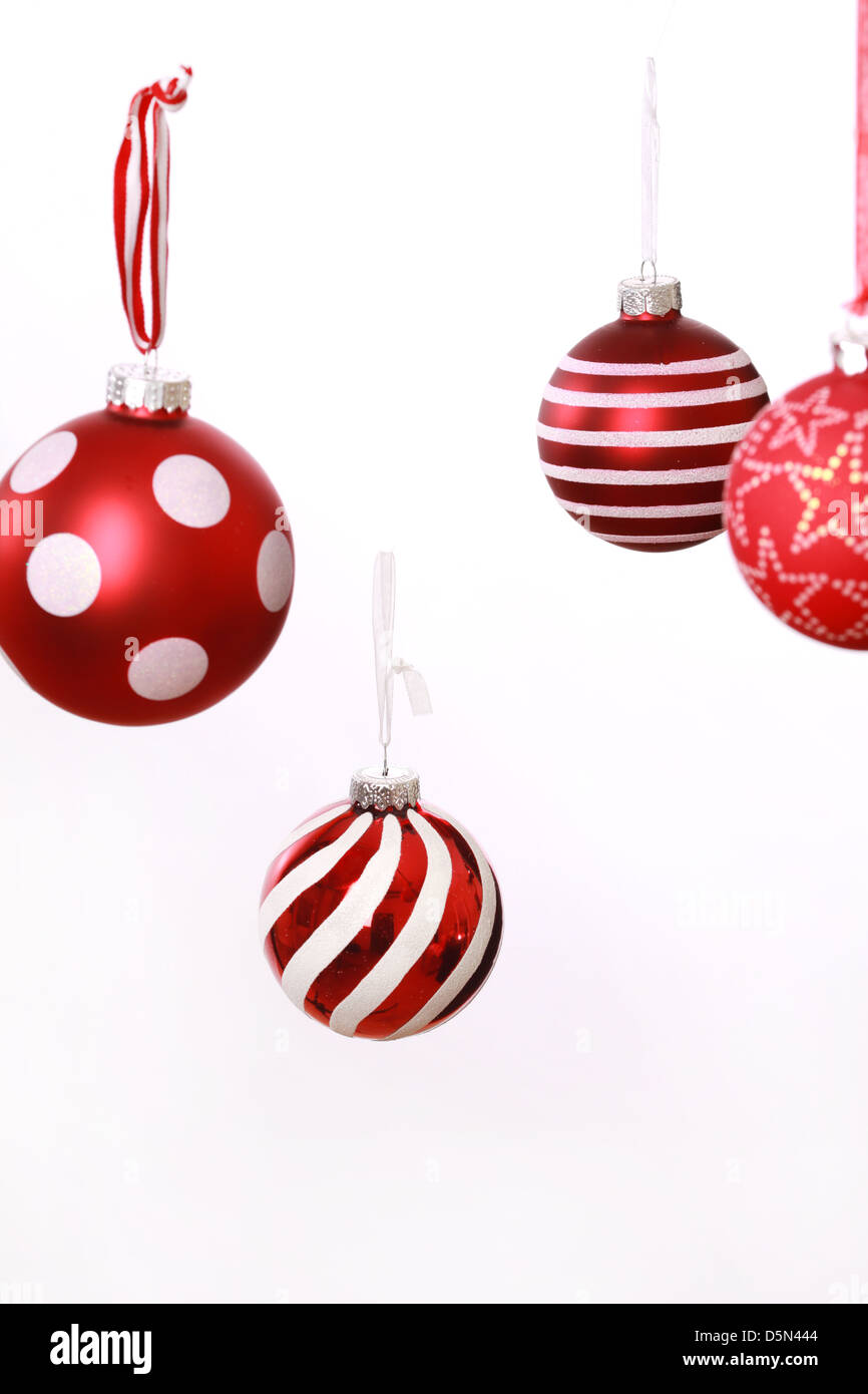 Christmas Decorations On House In Stock Photos Amp Christmas