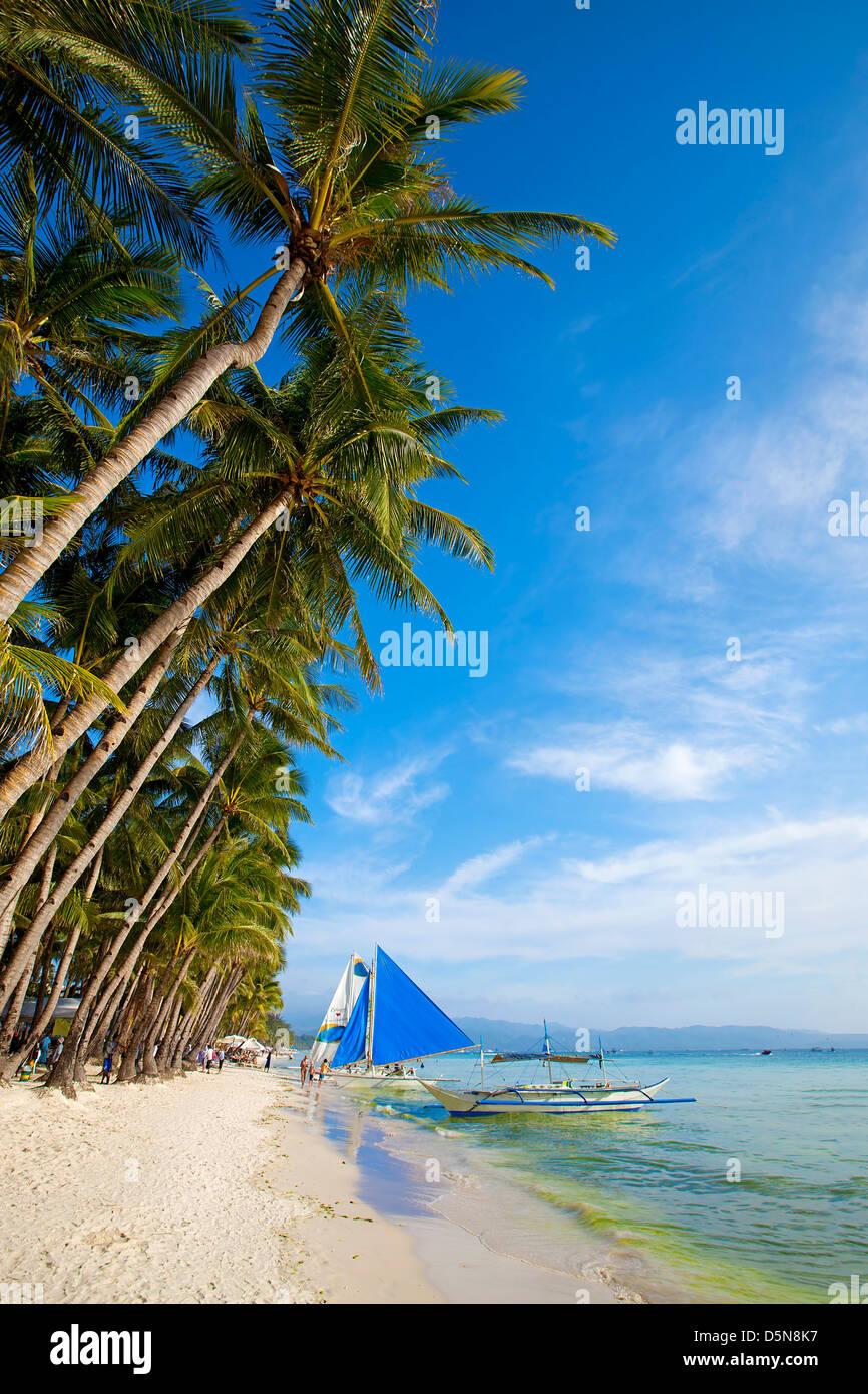 Boracay - Stock Image