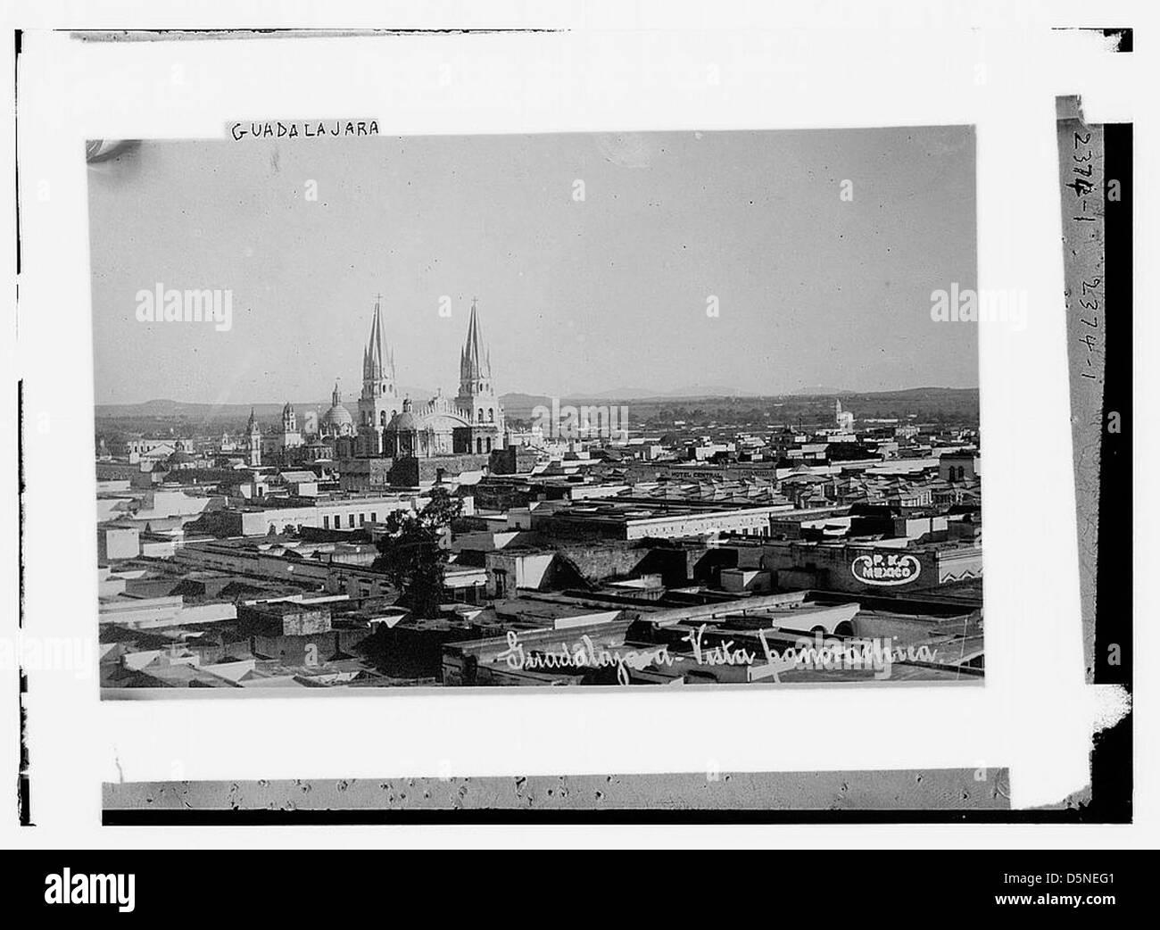 Guadalajara loc stock image