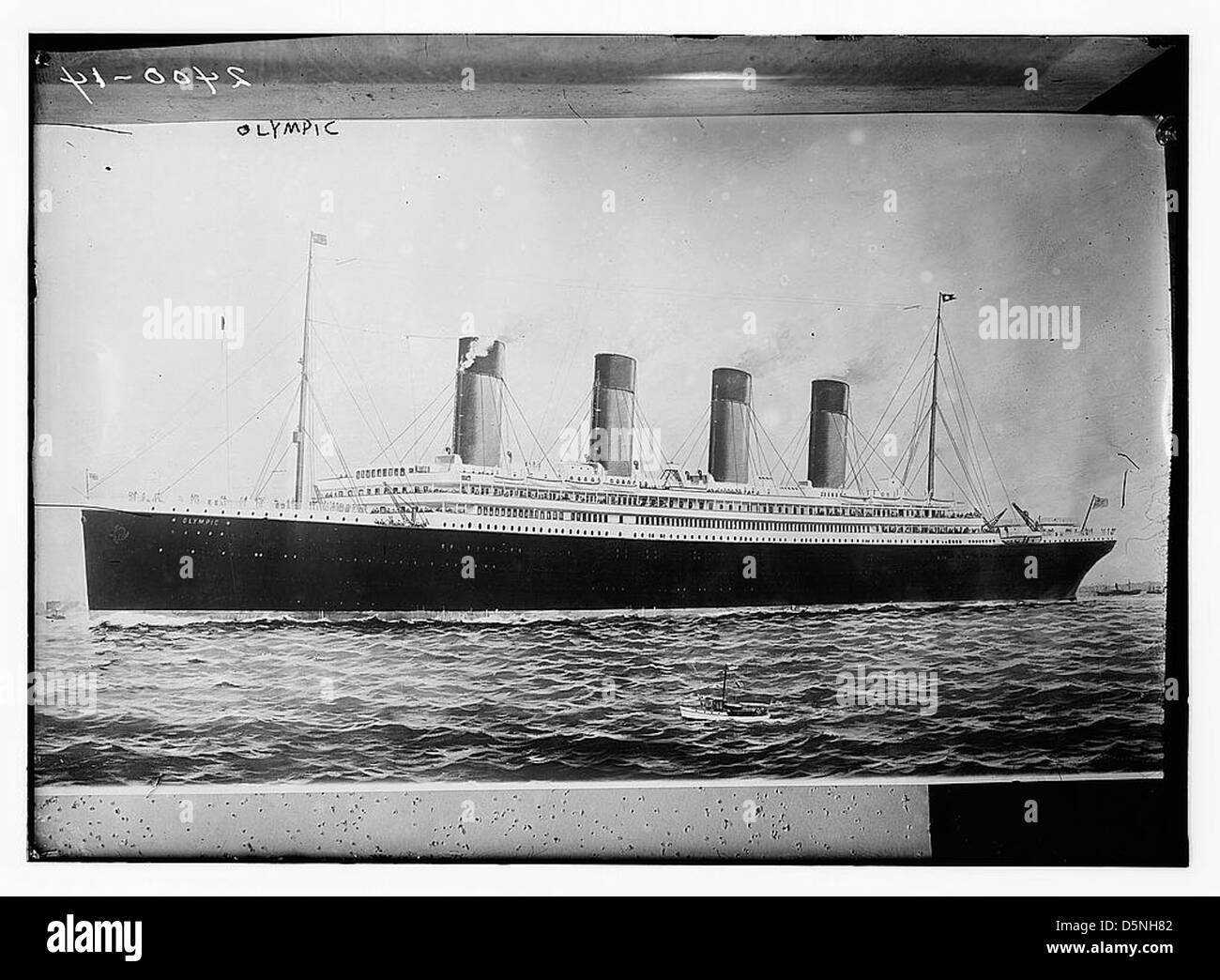 OLYMPIC (LOC) - Stock Image