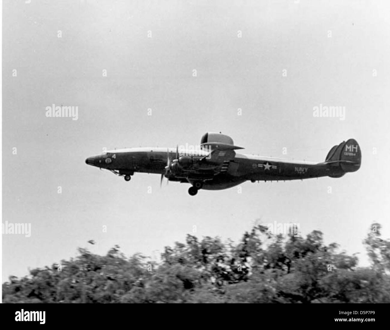 VW-4 MH-4 TAKEOFF WEB - Stock Image