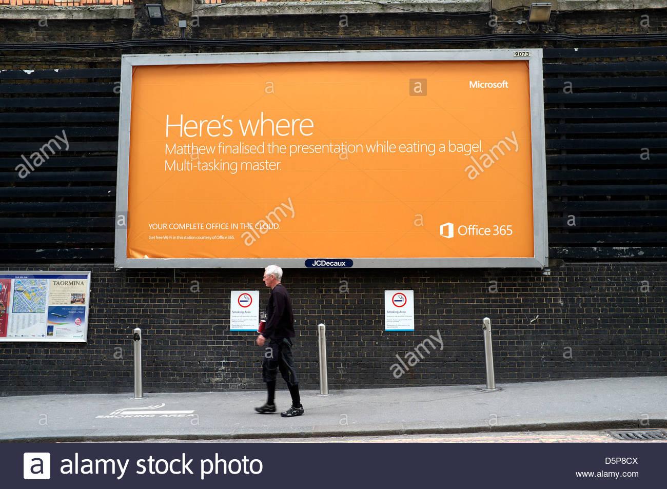 microsoft office advertising