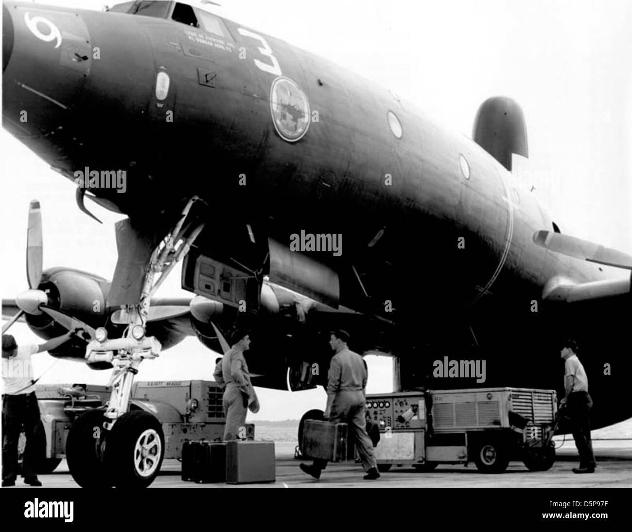 VW-4 MH-3 WEB - Stock Image