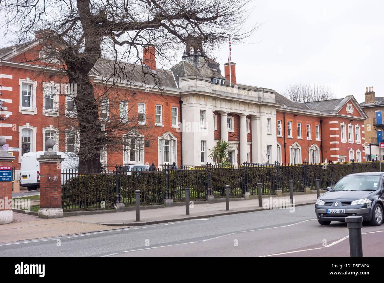 Maudsley NHS Mental Health Hospital London UK - Stock Image