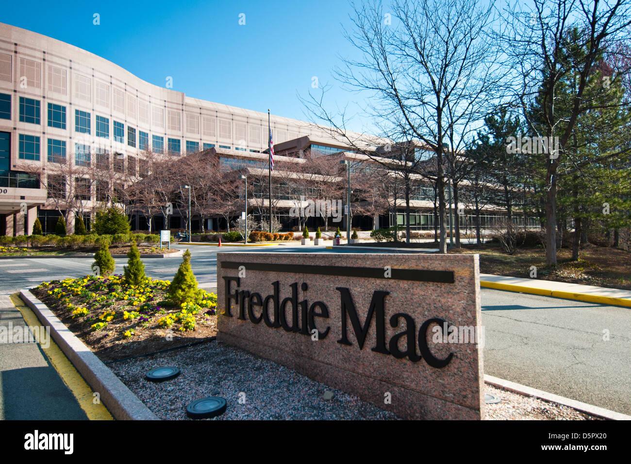 freddie mac headquarters phone number