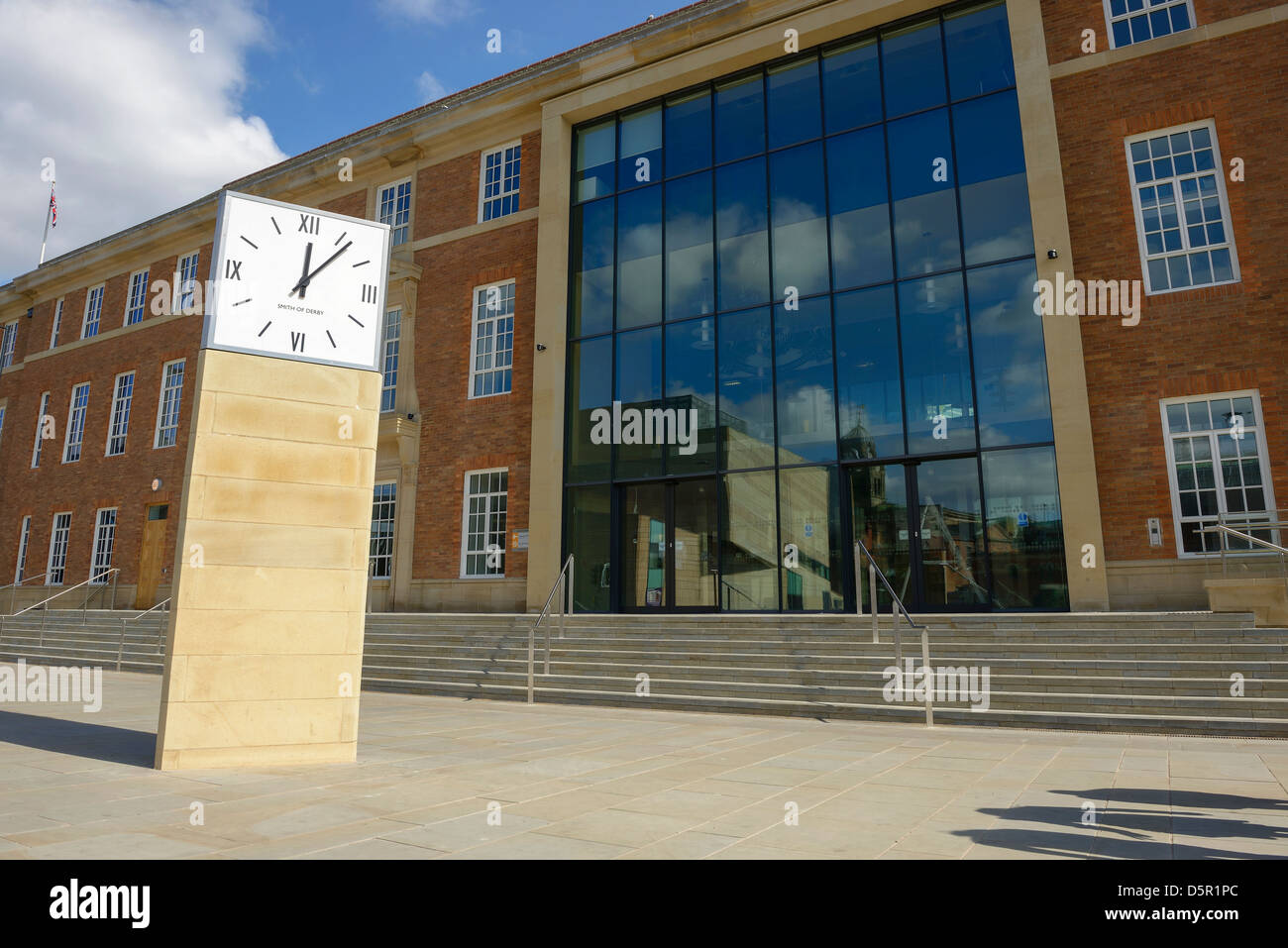 Derby City Council offices - Stock Image