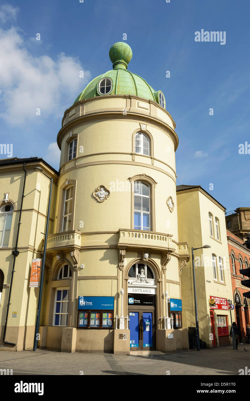 Corn Exchange Building, Northcliffe House, Derby UK - Stock Image
