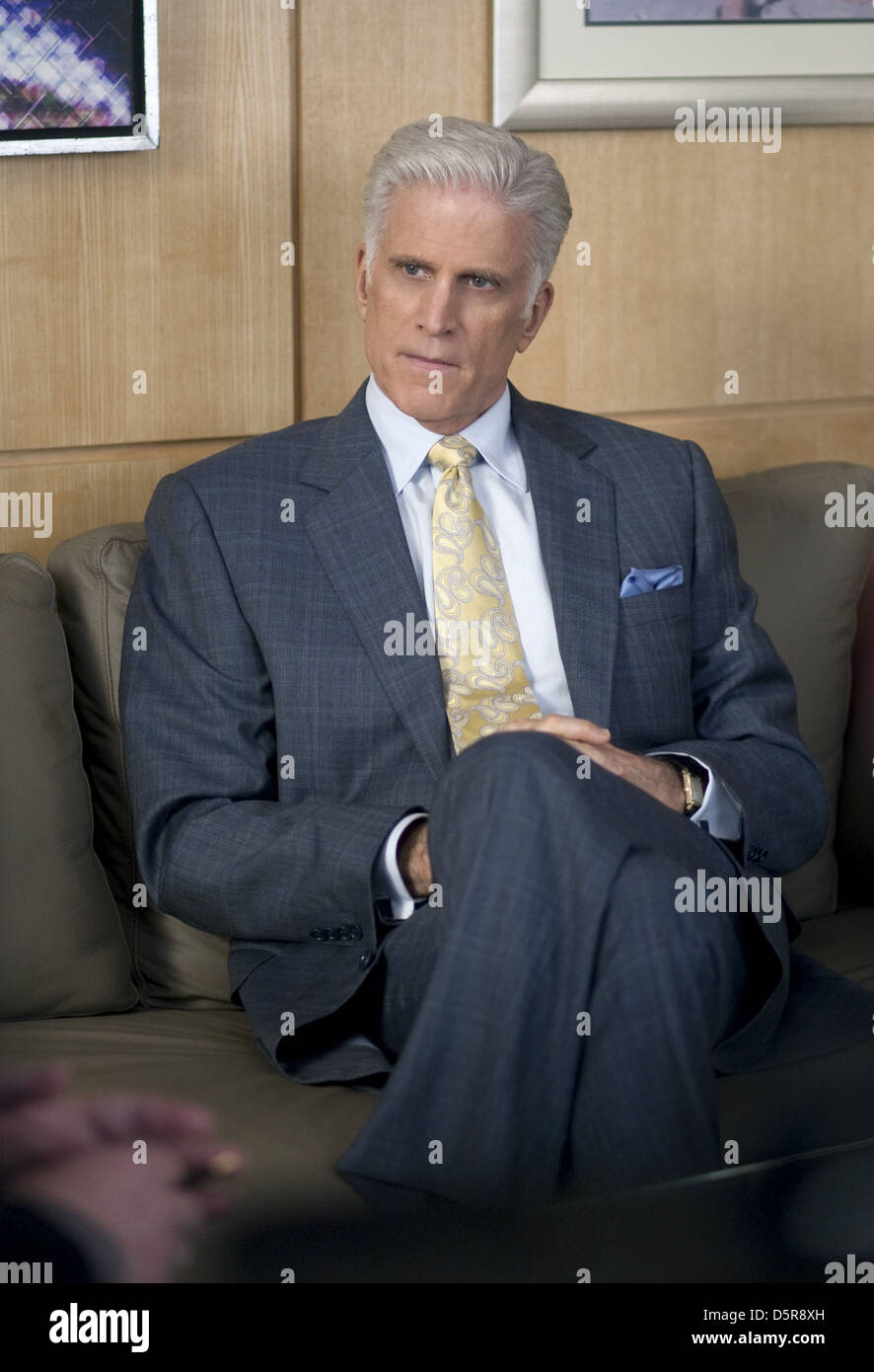 Ted Danson Bored To Death 2009 Stock Photo Alamy