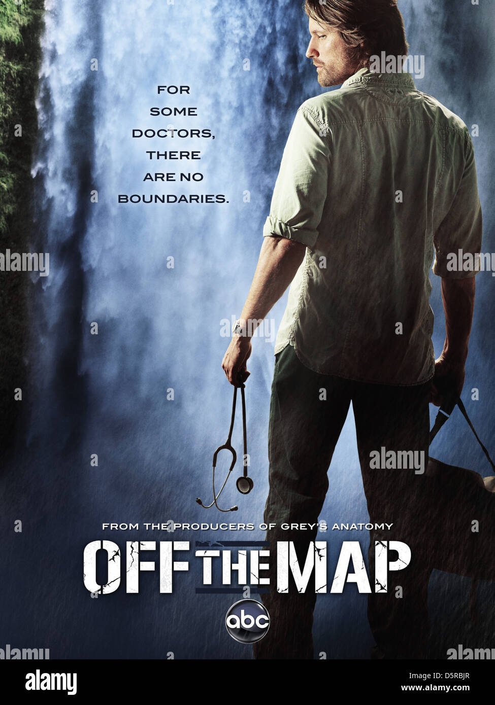Martin Henderson Off The Map on