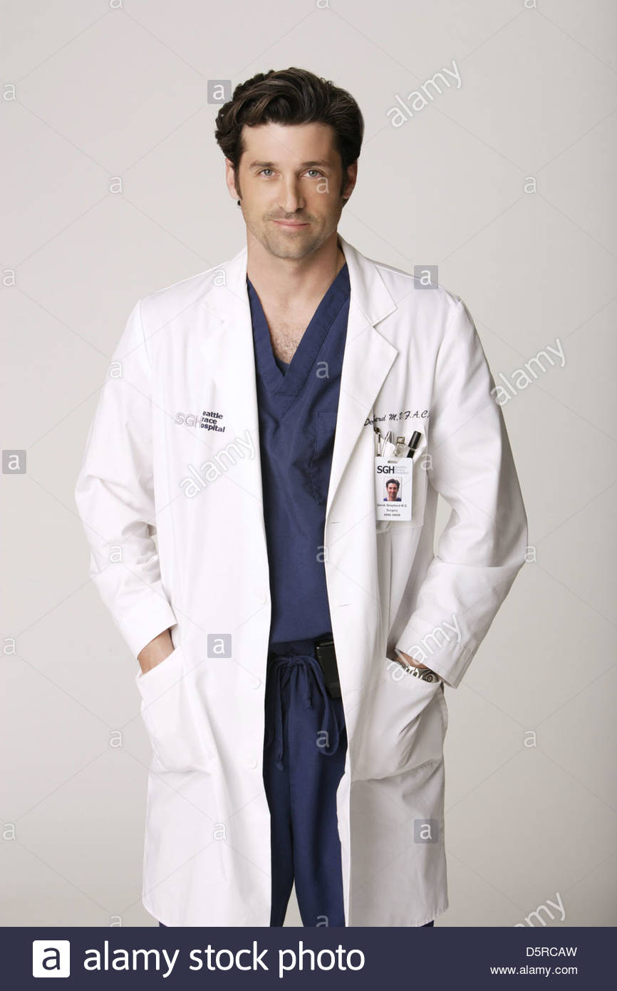Patrick Dempsey Grey\'s Anatomy Stock Photos & Patrick Dempsey Grey\'s ...