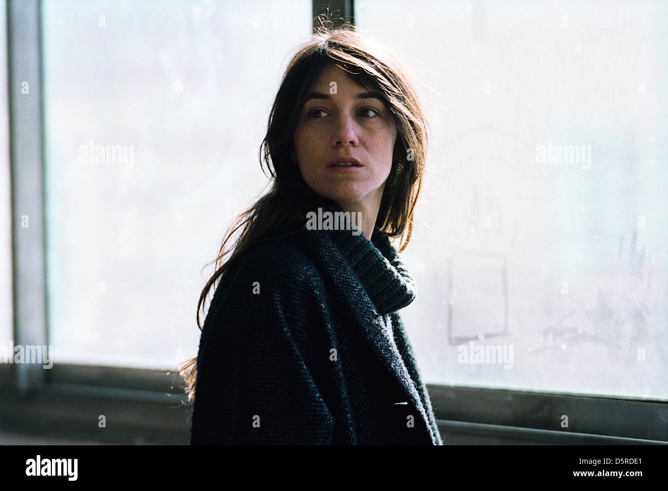 CHARLOTTE GAINSBOURG PERSECUTION (2009) - Stock Image