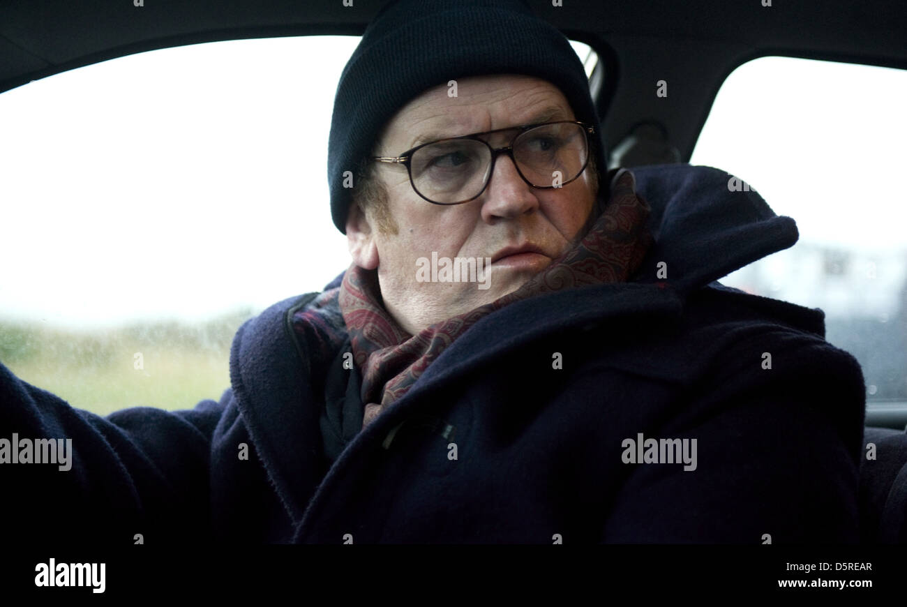 COLM MEANEY PARKED (2010) - Stock Image