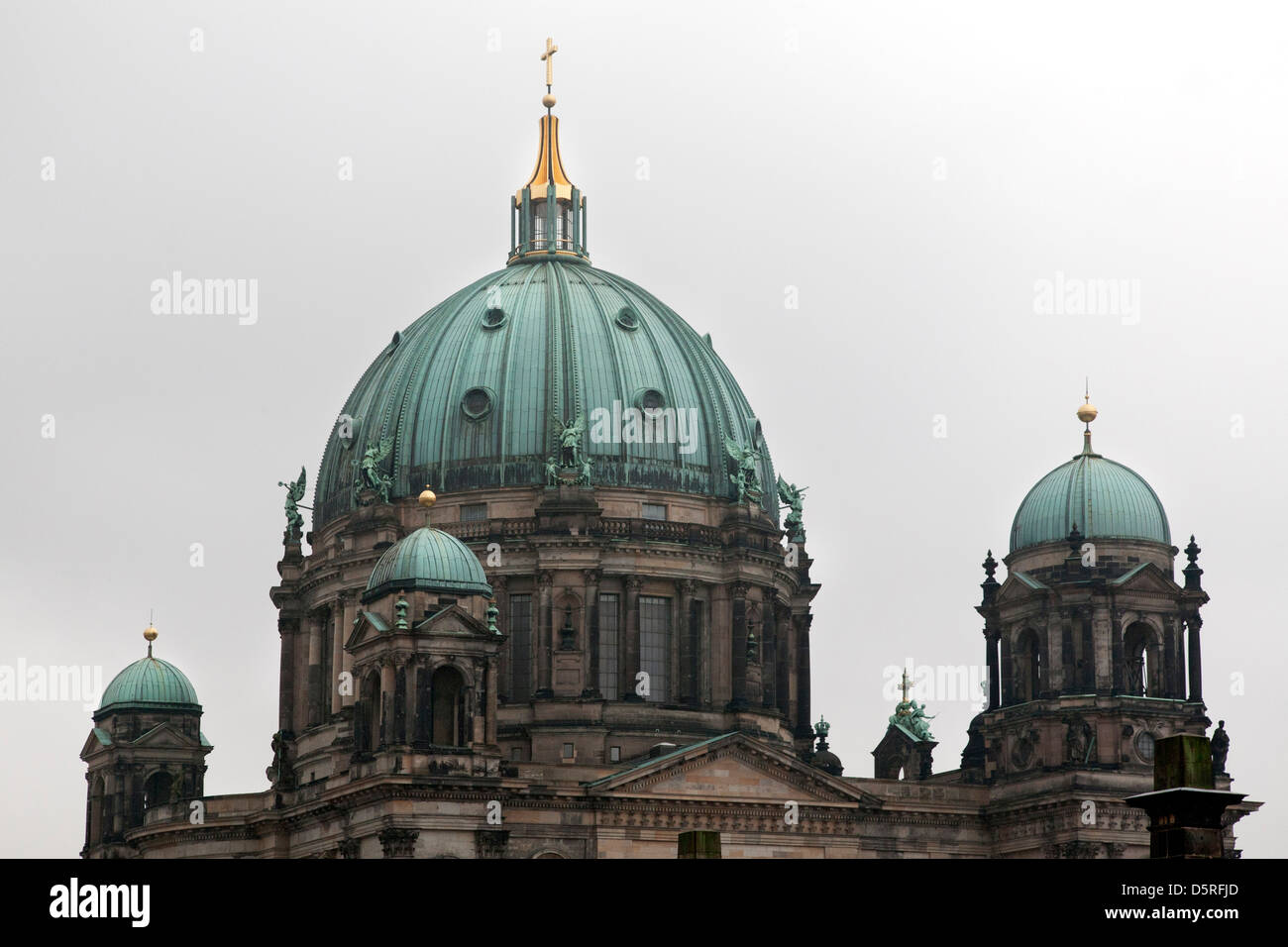 Berliner Dom, Berlin, Germany - Stock Image
