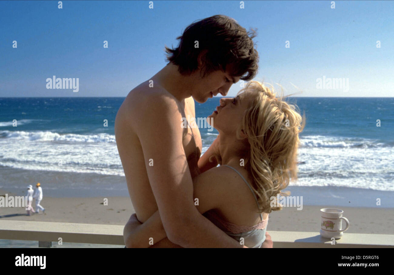 Ashton Kutcher och Brittany Murphy dating