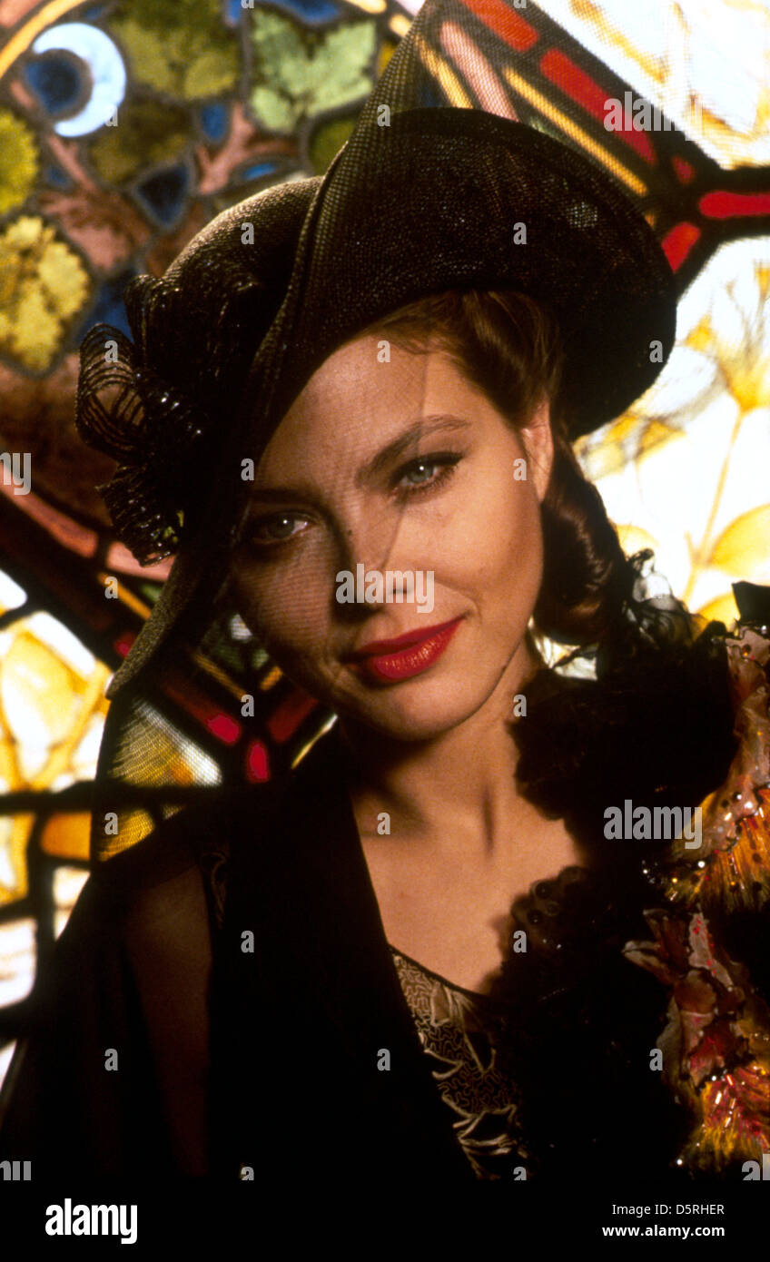 ORNELLA MUTI OSCAR (1991) Stock Photo