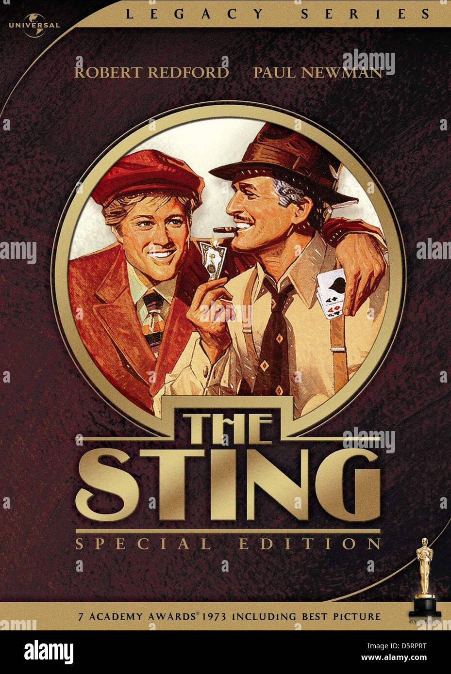 Movie Poster The Sting 1973